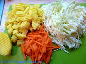 Рецепт вкусных щей из свежей капусты фото