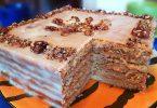 Торт медовый рецепт с фото пошагово