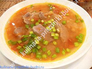 приготовить гороховый суп фото