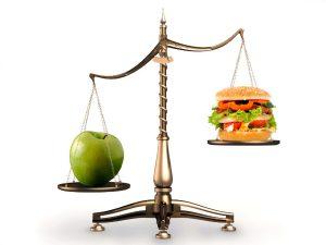 Как сбросить лишний вес без диет