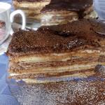 Торт Глазурованный