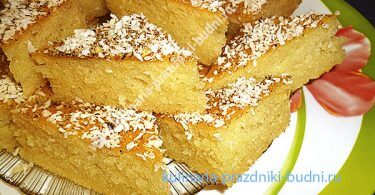 турецкая сладость фото