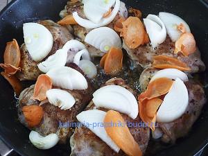Курица с имбирем рецепт