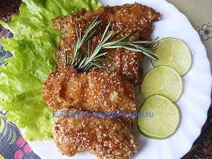 Жареная рыба рецепт с фото