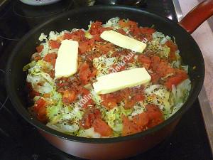 рагу овощное с курицей фото