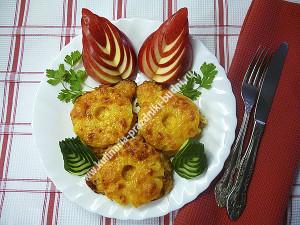 филе индейки в духовке рецепт с фото