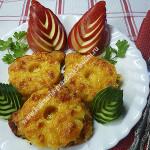 Индейка с ананасом
