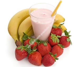 Овощные и фруктовые смузи