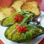 Авокадо-паста