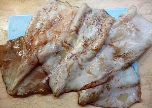 фаршированные кальмары фото