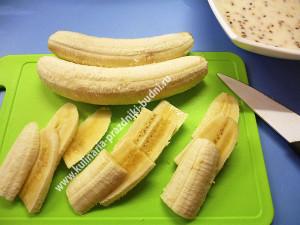 Банан в кляре фото