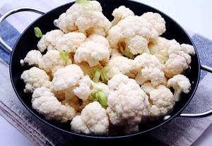 Блюда из цветной капусты с фото