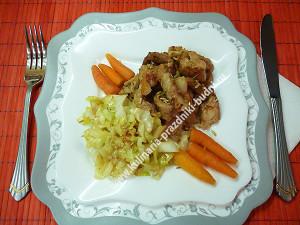 Блюдо из мяса свинины с фото