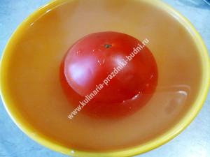 Цветная капуста с помидорами фото
