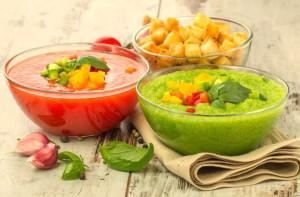 Летние холодные супы рецепты