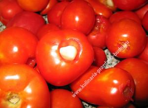 Соленые помидоры фото