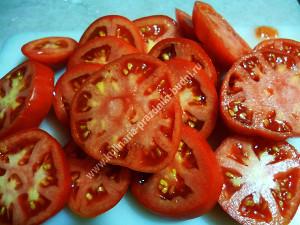 Вкусная закуска из помидоров фото