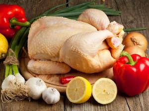 Как разделывать курицу фото