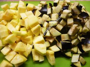 Солянка овощная фото