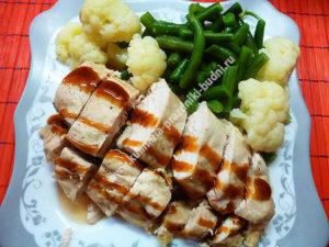 Куриная грудка диетический рецепт с фото