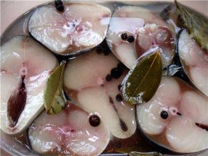 Засолка рыбы фото