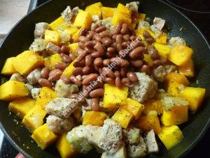 Свинина с тыквой рецепт