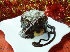 Слойки с шоколадом рецепт с фото