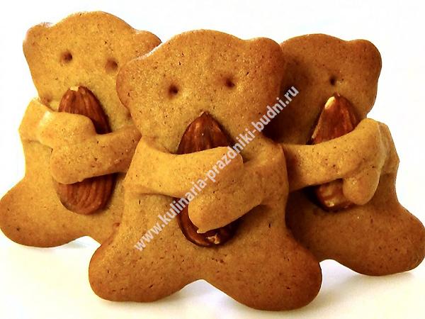 Вкусное имбирное печенье рецепт с фото