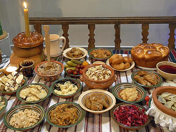 Блюда на рождество с фото