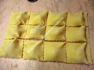 Домашние вареники с картошкой рецепт с фото