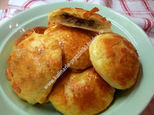 Пирожки с картошкой и грибами с фото