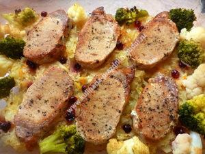 Мясо с квашеной капустой рецепт с фото