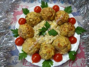 Тефтели в сливочном соусе рецепт с фото