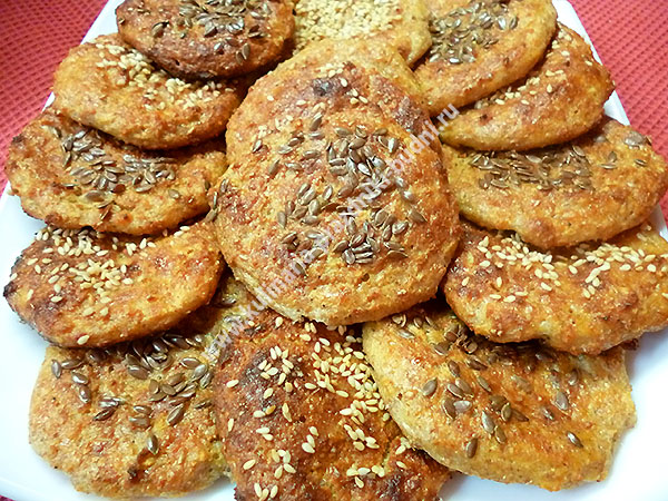 Творожное печенье с яблоком рецепт с фото
