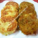 Вкусные картофельные котлеты