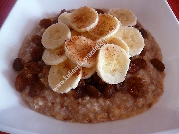 Полезный завтрак фото