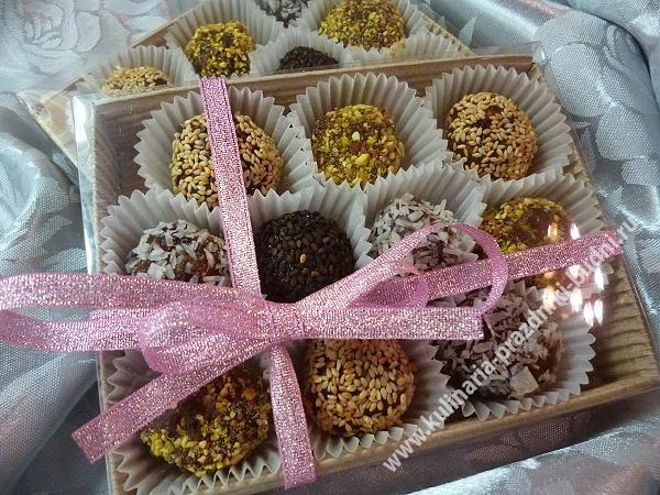 Полезные конфеты рецепт с фото