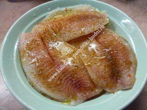 Простое рыбное блюдо с фото