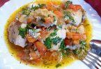 Блюдо чахохбили