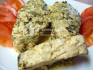 Рыба диетическая рецепт с фото