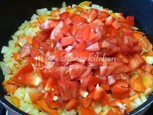 Овощной рататуй рецепт