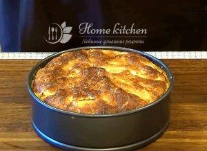 Песочный яблочный пирог рецепт с фото