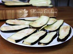 Лазанья с баклажанами рецепт