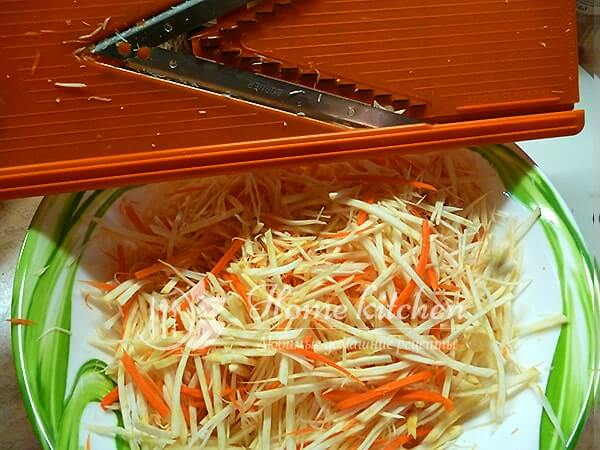 Салат из корня сельдерея фото